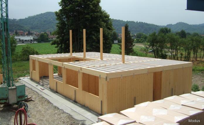 Case antisismiche in legno fdsa for Costi dell appaltatore per la costruzione di una casa