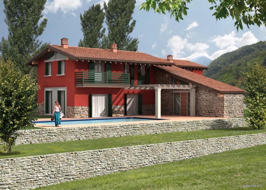 Progetti Esterni Di Case : Progetti case interni progetti interni case di campagna