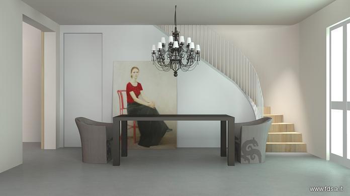 Ristrutturazione di casa ad albinea montericco fdsa for Casa moderna in campagna